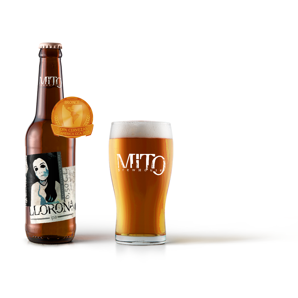 LLORONA IPA - Mito Brew House