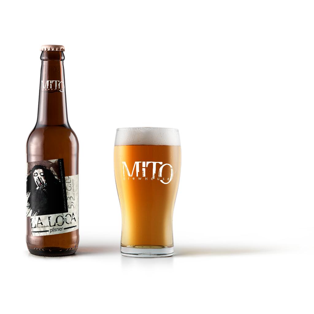 LOCA Bohemian Pilsner - Mito Brew House