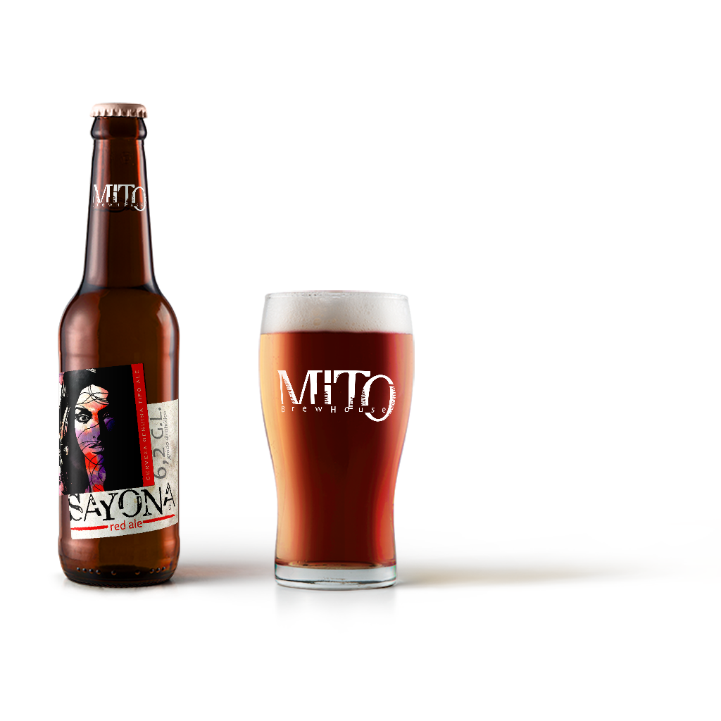 Sayona Red Ale - Mito Brew House