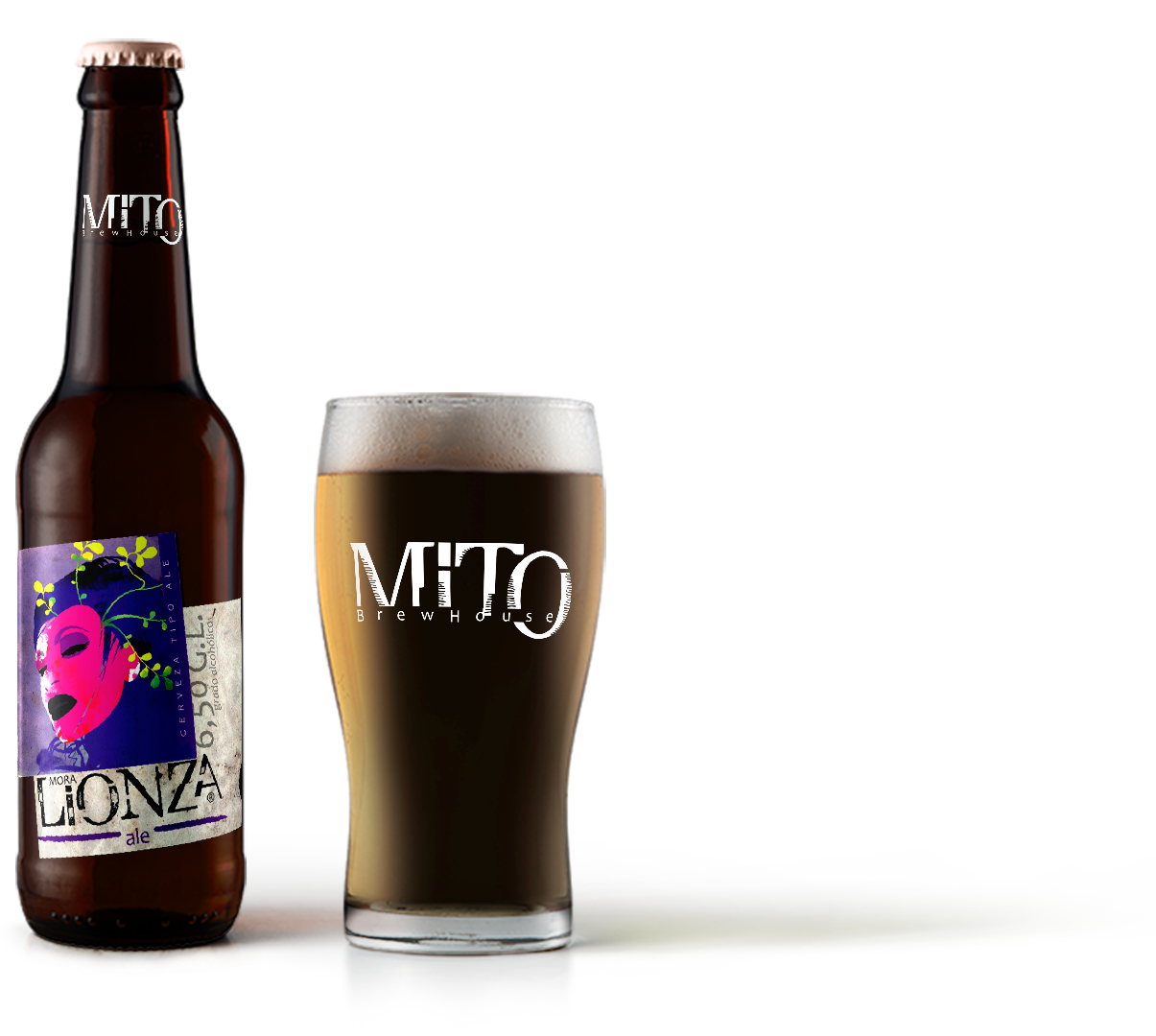 MORALIONZA Ale - Mito Brew House