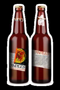 Candileja de Abadía - Botella