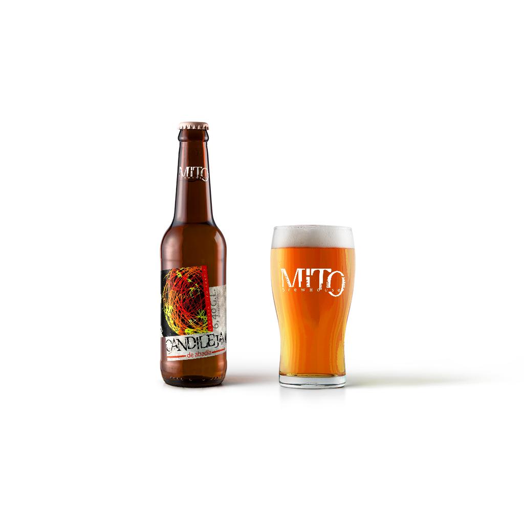 CANDILEJA de Abadia - Mito Brew House